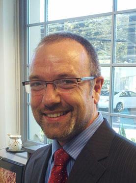 Tim Almond TMG Consulting President