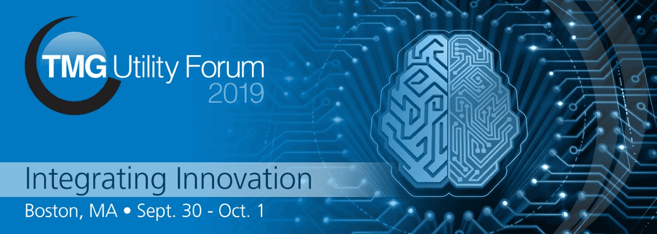 TMG Utility Forum 2019 Boston