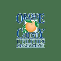 Orange County Utilities Logo