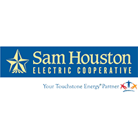 Sam Houston Electric Cooperative Company Logo