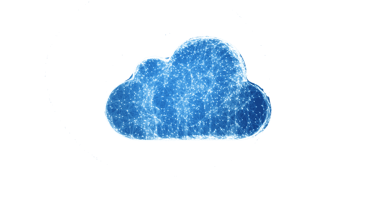 Blue Cloud with Networking detail